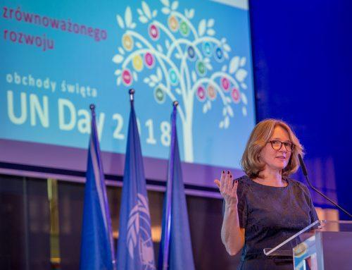 Gala Centrum UNEP-GRID z okazji 25-lecia ONZ