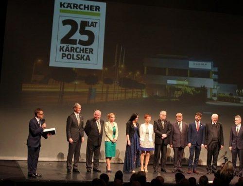 Jubileusz 25-lecia Kärcher Polska
