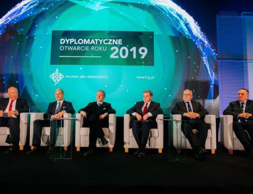Podsumowanie Dyplomatycznego Otwarcia Roku 2019
