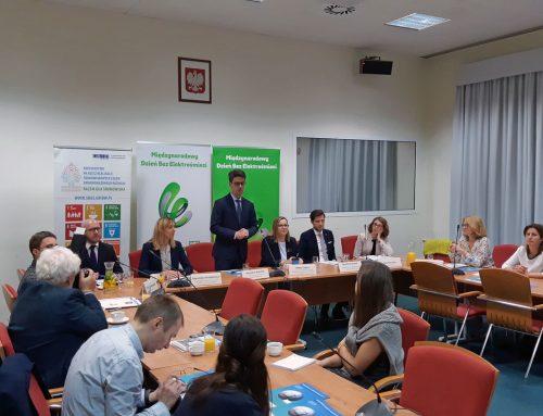Debata w MPiT o wyzwaniach na rynku elektroodpadów