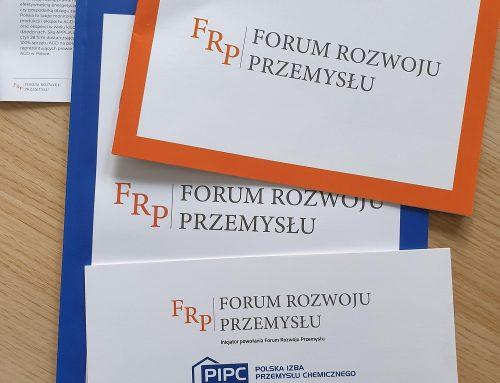 APPLiA członkiem założycielem Forum Rozwoju Przemysłu