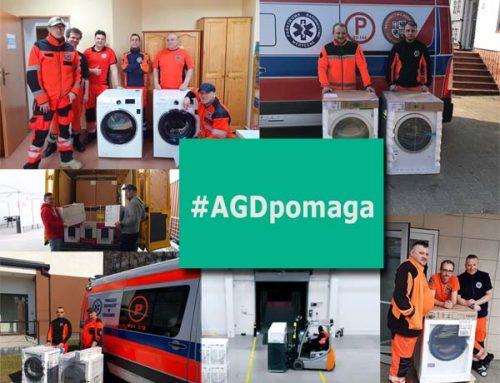 Branża AGD wspiera ratowników, szpitale oraz laboratoria w całej Polsce