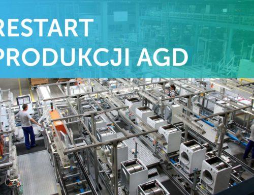 Fabryki AGD wznawiają produkcję