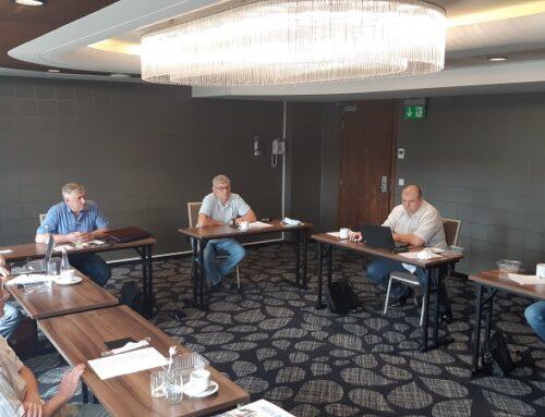 Podręcznik AGD – drugie spotkanie projektowe