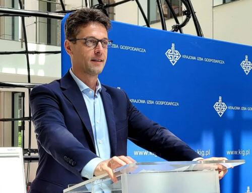 Wojciech Konecki Wiceprezesem KIG