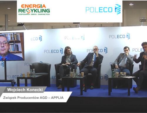APPLiA na Forum Energii i Recyklingu podczas Targów #Poleco