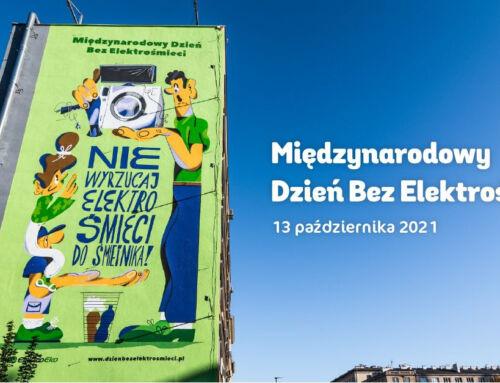 APPLIA Partnerem Międzynarodowego Dnia Bez Elektrośmieci